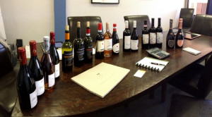 Tasting at The Sorting Table