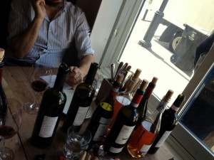 Tasting in San Francisco